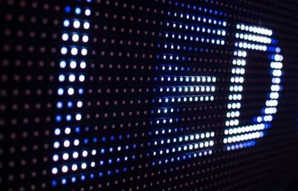 LED小间距